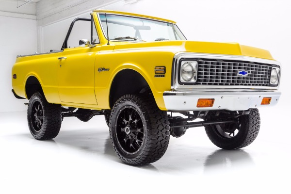 For Sale Used 1971 Chevrolet K5 Blazer Mayhem Wheels | American Dream Machines Des Moines IA 50309