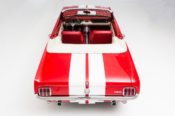 For Sale Used 1966 Ford Mustang GT options | American Dream Machines Des Moines IA 50309