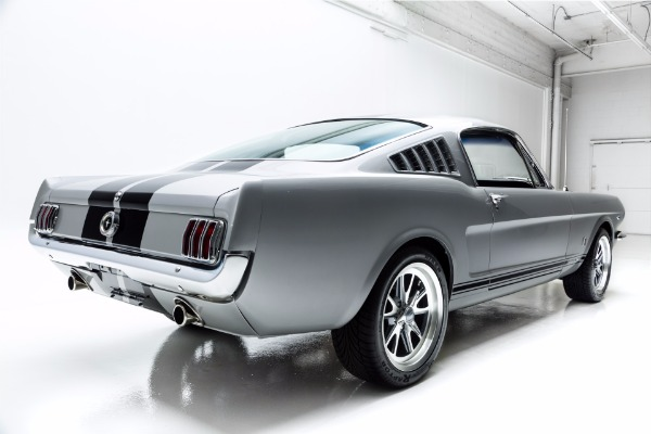 For Sale Used 1965 Ford Mustang Eleanor Gray, Shelby Options | American Dream Machines Des Moines IA 50309