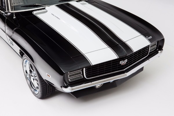 For Sale Used 1969 Chevrolet Camaro LS5,4 Spd,RS/SS,Houndstooth | American Dream Machines Des Moines IA 50309