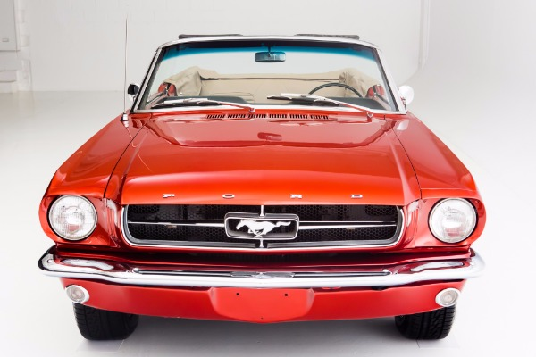 For Sale Used 1965 Ford Mustang Convertible Rare 1964 1/2, v8 | American Dream Machines Des Moines IA 50309