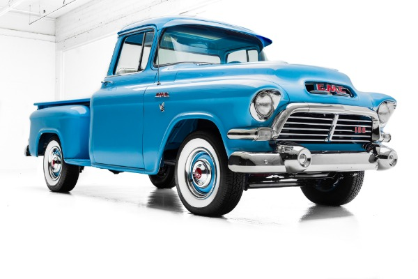 For Sale Used 1957 GMC Pickup 100 Frame-off Restored V8 | American Dream Machines Des Moines IA 50309