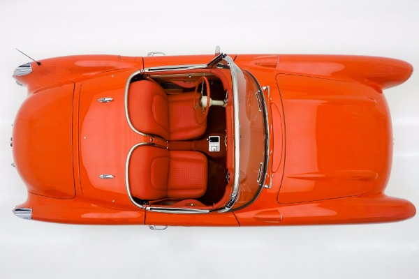 1956 Chevrolet Corvette Convertible Dual Quads