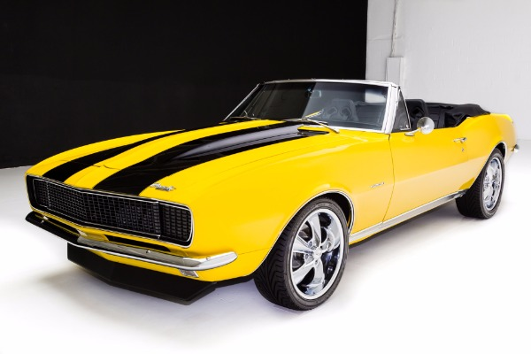 For Sale Used 1967 Chevrolet Camaro Frame Off RS Big Block | American Dream Machines Des Moines IA 50309