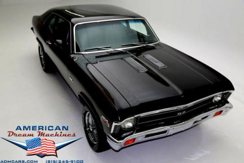 For Sale Used 1972 Chevrolet Nova  | American Dream Machines Des Moines IA 50309