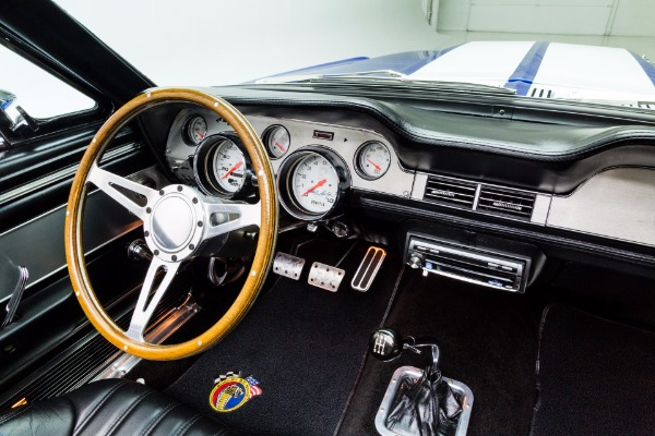 For Sale Used 1967 Ford Mustang Convertible Eleanor 408/500 | American Dream Machines Des Moines IA 50309