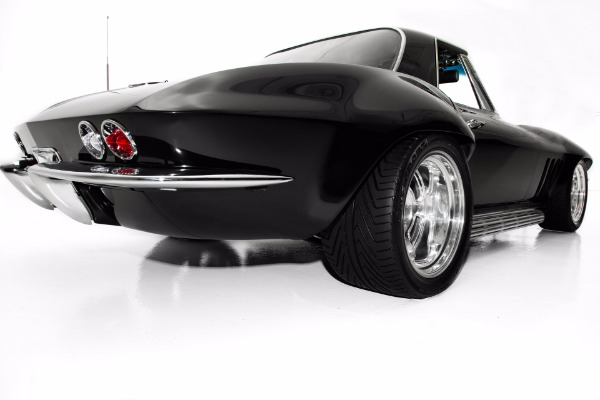 1966 Chevrolet Corvette Triple Black Wide Body
