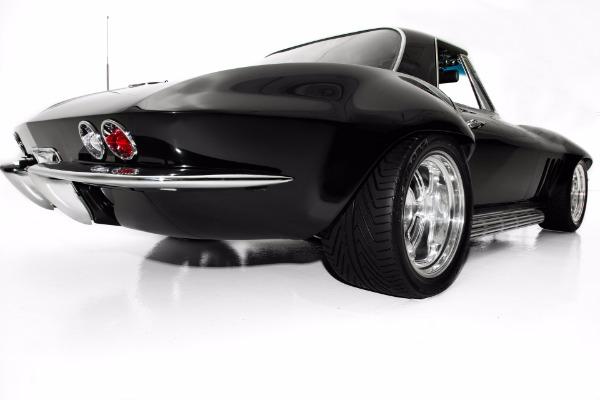 1966 Chevrolet Corvette Triple Black Wide Body
