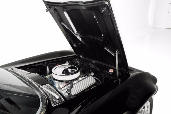 For Sale Used 1966 Chevrolet Corvette Triple Black Wide Body | American Dream Machines Des Moines IA 50309