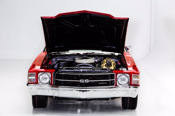 For Sale Used 1971 Chevrolet Chevelle Big Block SS options | American Dream Machines Des Moines IA 50309