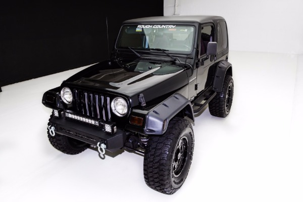 For Sale Used 1999 JEEP WRANGLER Rough Country Body Armor | American Dream Machines Des Moines IA 50309