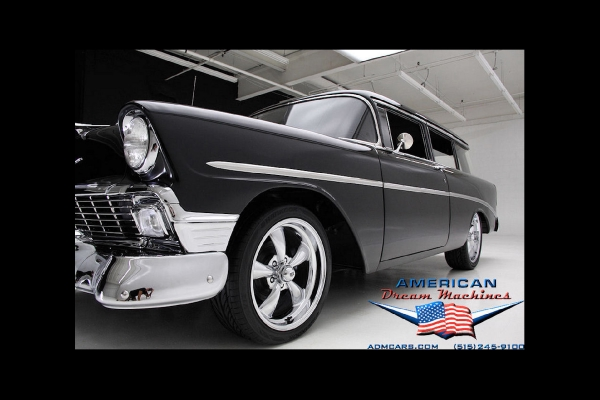 For Sale Used 1956 Chevrolet 210 wagon Fresh! Handyman | American Dream Machines Des Moines IA 50309