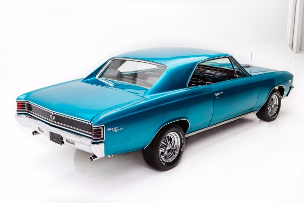 1967 chevrolet chevelle real 138 vin super sport. Black Bedroom Furniture Sets. Home Design Ideas