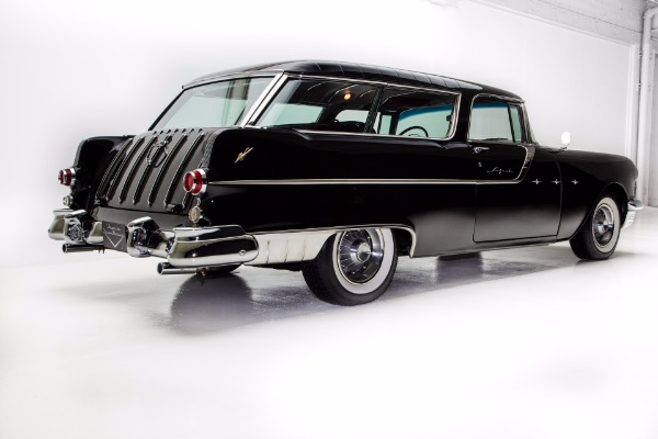 1955 Pontiac Star Chief Safari Wagon Frame Off