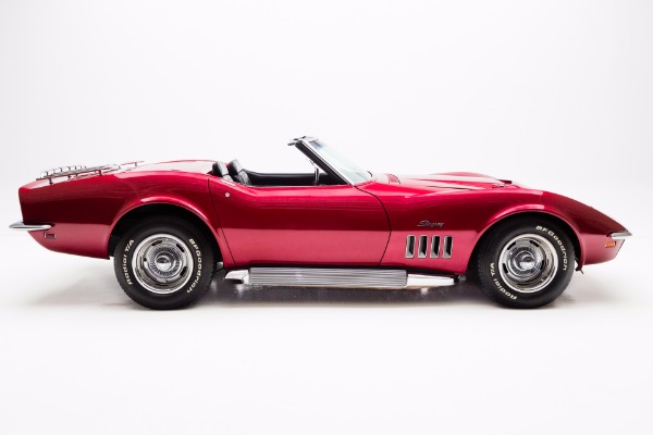 For Sale Used 1969 Chevrolet Corvette Big Block  4-Spd  A/C | American Dream Machines Des Moines IA 50309