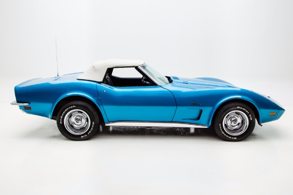 For Sale Used 1973 Chevrolet Corvette 454 Big Bock Roadster | American Dream Machines Des Moines IA 50309