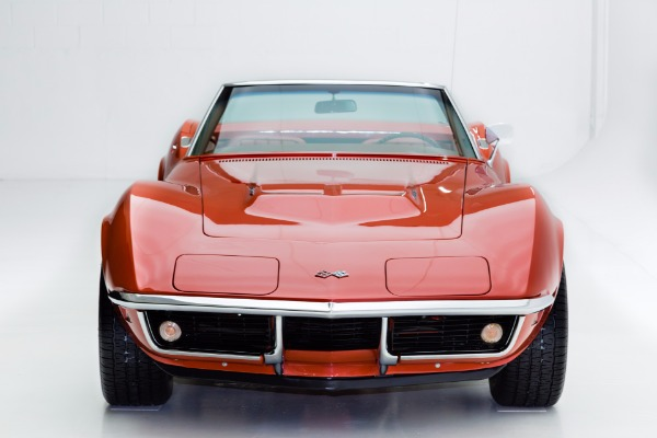 For Sale Used 1968 Chevrolet Corvette 427/390 HP 4 Speed | American Dream Machines Des Moines IA 50309