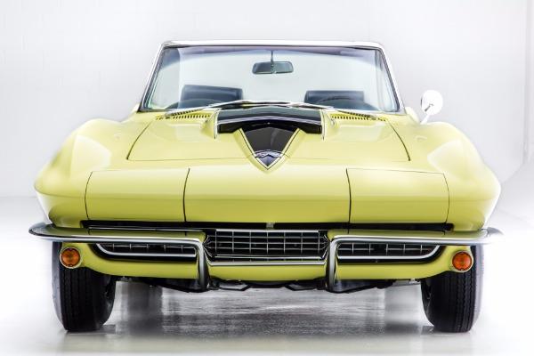 1967 Chevrolet Corvette 2 Tops 427/435 HP