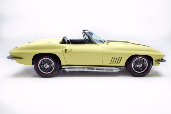 For Sale Used 1967 Chevrolet Corvette 2 Tops 427/435 HP | American Dream Machines Des Moines IA 50309