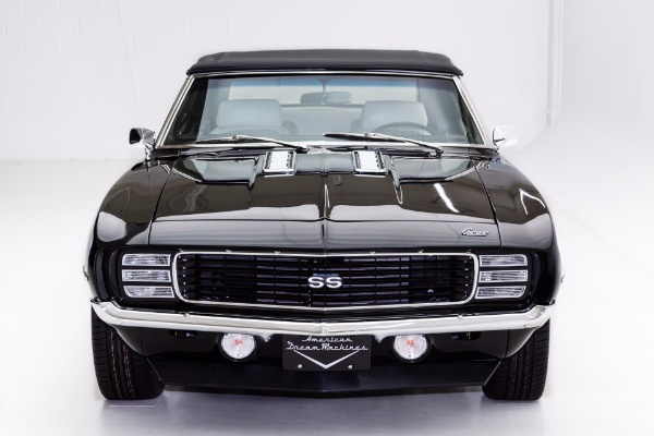 For Sale Used 1969 Chevrolet Camaro Convertible RS/SS 4-Spd | American Dream Machines Des Moines IA 50309