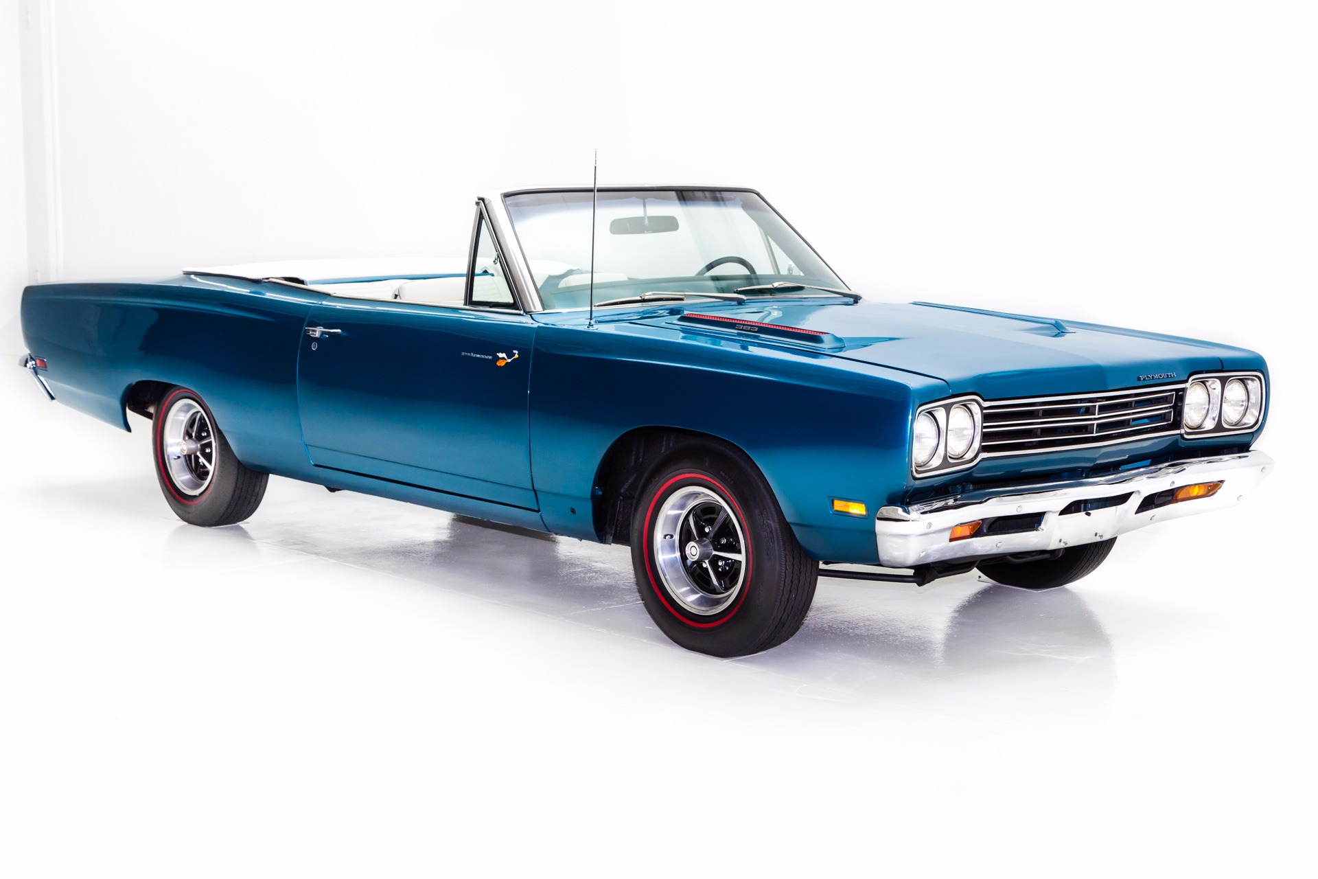 1969 Plymouth Roadrunner Convertible, 383 - American Dream Machines ...