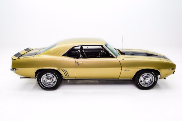 For Sale Used 1969 Chevrolet Camaro Z28 X33 DZ 302 | American Dream Machines Des Moines IA 50309