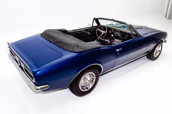1967 Chevrolet Camaro Convertible, Real RS/SS - American ...