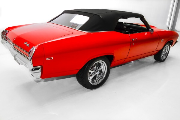 For Sale Used 1969 Chevrolet Chevelle Pro-Tour Convertible | American Dream Machines Des Moines IA 50309
