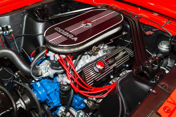1965 Ford Mustang 302 4-Speed A-code -