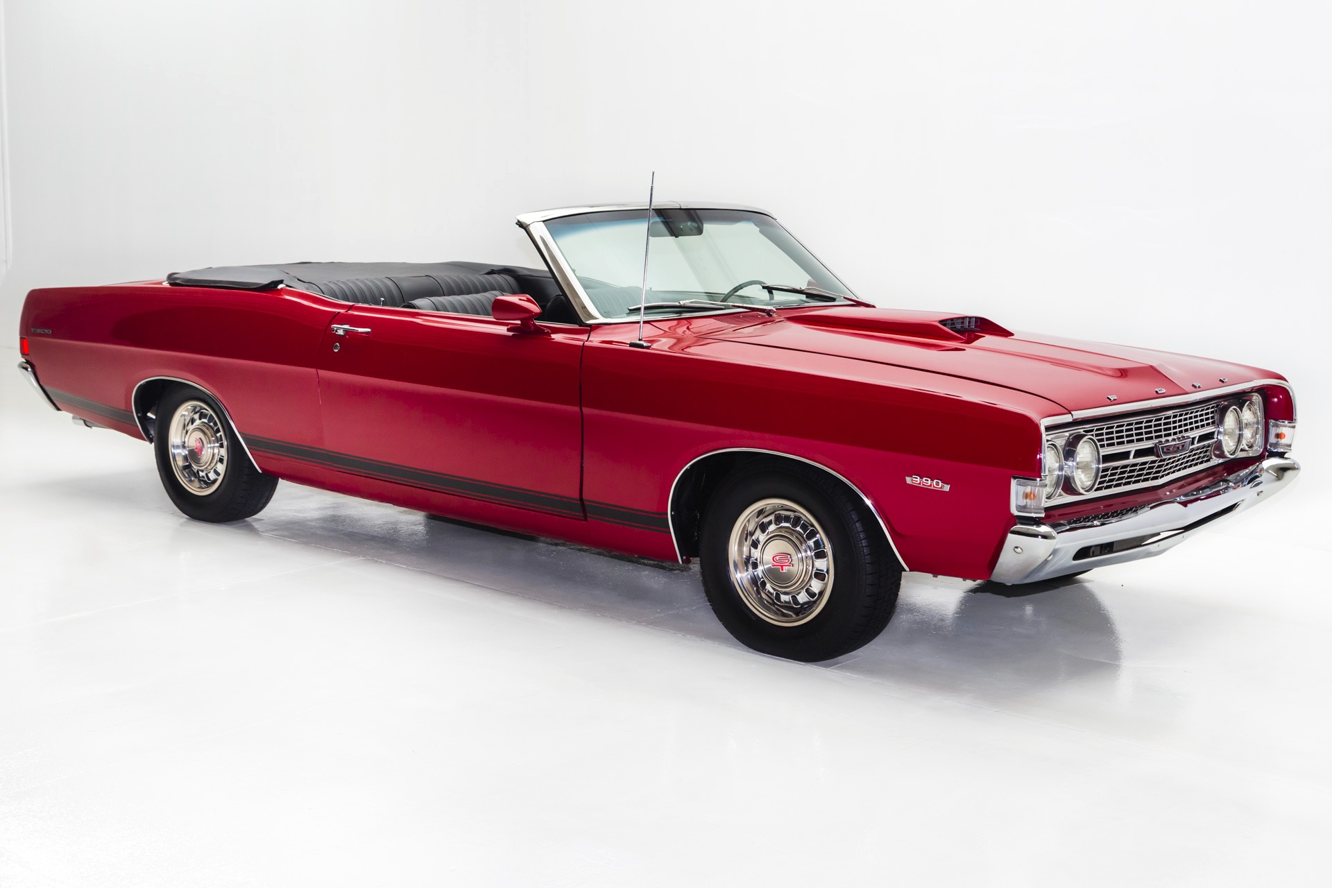 Used Cars Des Moines >> 1968 Ford Torino S Code 390 GT 4-Speed