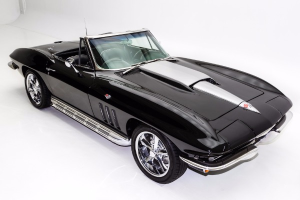 For Sale Used 1965 Chevrolet Corvette Two Tops 4 Wheel Disc | American Dream Machines Des Moines IA 50309
