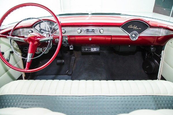 For Sale Used 1955 Chevrolet Nomad 468/450HP Auto AC | American Dream Machines Des Moines IA 50309