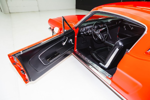 For Sale Used 1965 Ford Mustang Fastback, Rally Gauges | American Dream Machines Des Moines IA 50309