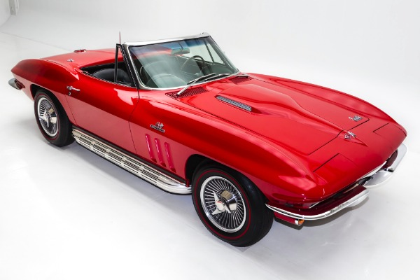 1966 Chevrolet Corvette Red 427/425hp Big Block