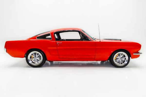 For Sale Used 1965 Ford Mustang 5-Speed AC Shelby options | American Dream Machines Des Moines IA 50309