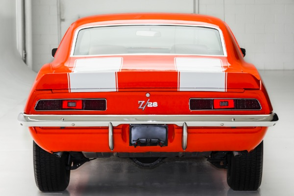 For Sale Used 1969 Chevrolet Camaro Z28,  DZ 302 Cross Ram | American Dream Machines Des Moines IA 50309
