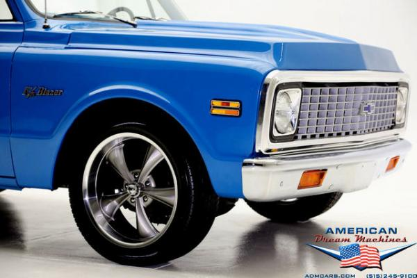 For Sale Used 1971 CHEVROLET Blazer K-5 350 CI automatic  | American Dream Machines Des Moines IA 50309
