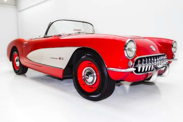 1957 Chevrolet Corvette 283/283 Big Brake, Fuelie