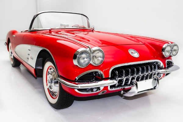 1959 Chevrolet Corvette Stunning Show Car!!!