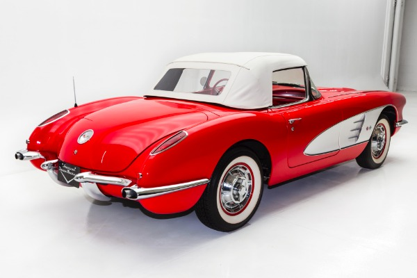 For Sale Used 1959 Chevrolet Corvette Stunning Show Car!!! | American Dream Machines Des Moines IA 50309