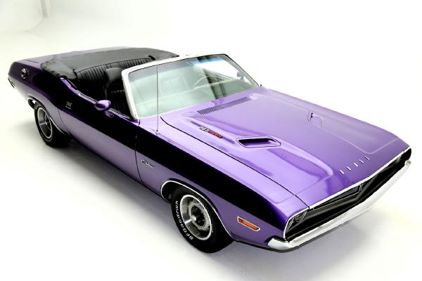 1971 Dodge Challenger Convertible 383 Big block 727