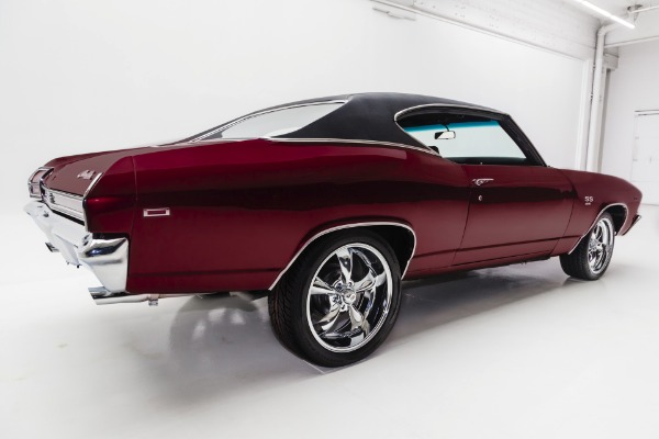 For Sale Used 1969 Chevrolet Chevelle Brandywine, SS options | American Dream Machines Des Moines IA 50309