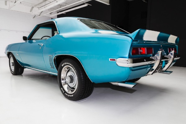 For Sale Used 1969 Chevrolet Camaro Real Z28 X33 DZ 302 | American Dream Machines Des Moines IA 50309