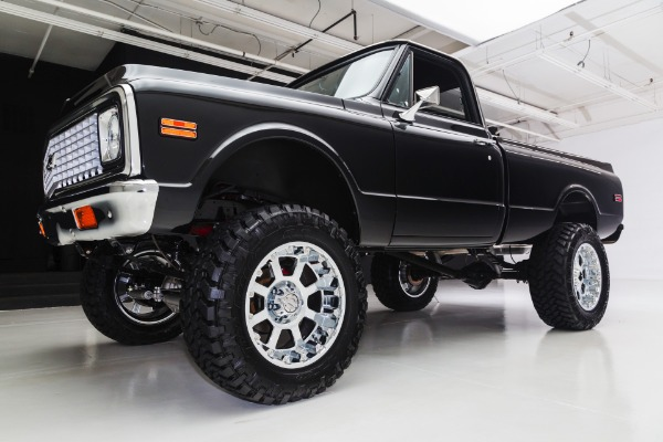 For Sale Used 1972 Chevrolet Pickup 4x4 Frame Off Show Truck | American Dream Machines Des Moines IA 50309