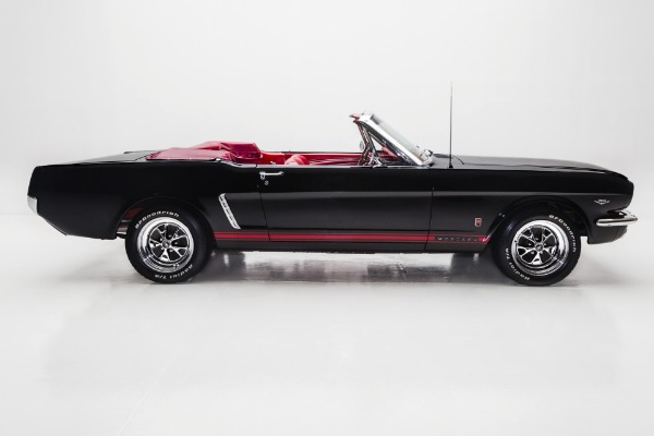 For Sale Used 1965 Ford Mustang Rare 64 1/2, Trailer Queen | American Dream Machines Des Moines IA 50309
