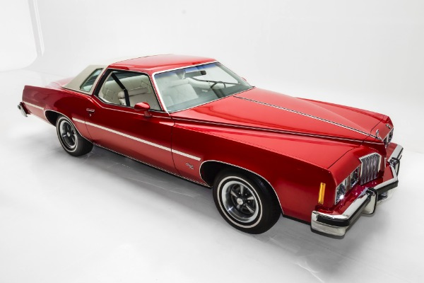 For Sale Used 1977 Pontiac Grand Prix (TIME BUBBLE CAR) | American Dream Machines Des Moines IA 50309
