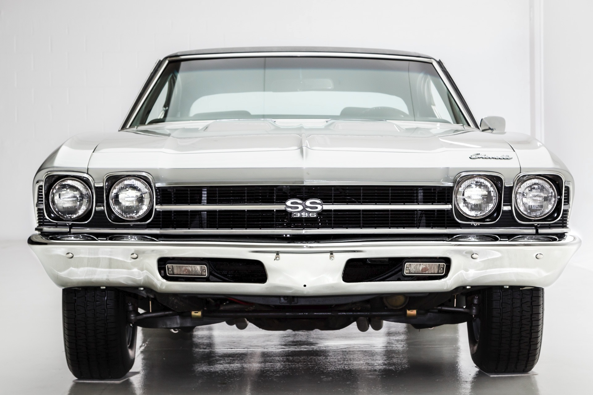 1969 Chevrolet Chevelle Real L-Code SS 396 4-Spd - American Dream ...