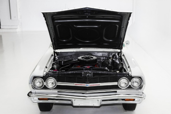 For Sale Used 1965 Chevrolet Malibu SS #'s Match, Pedigree Car | American Dream Machines Des Moines IA 50309