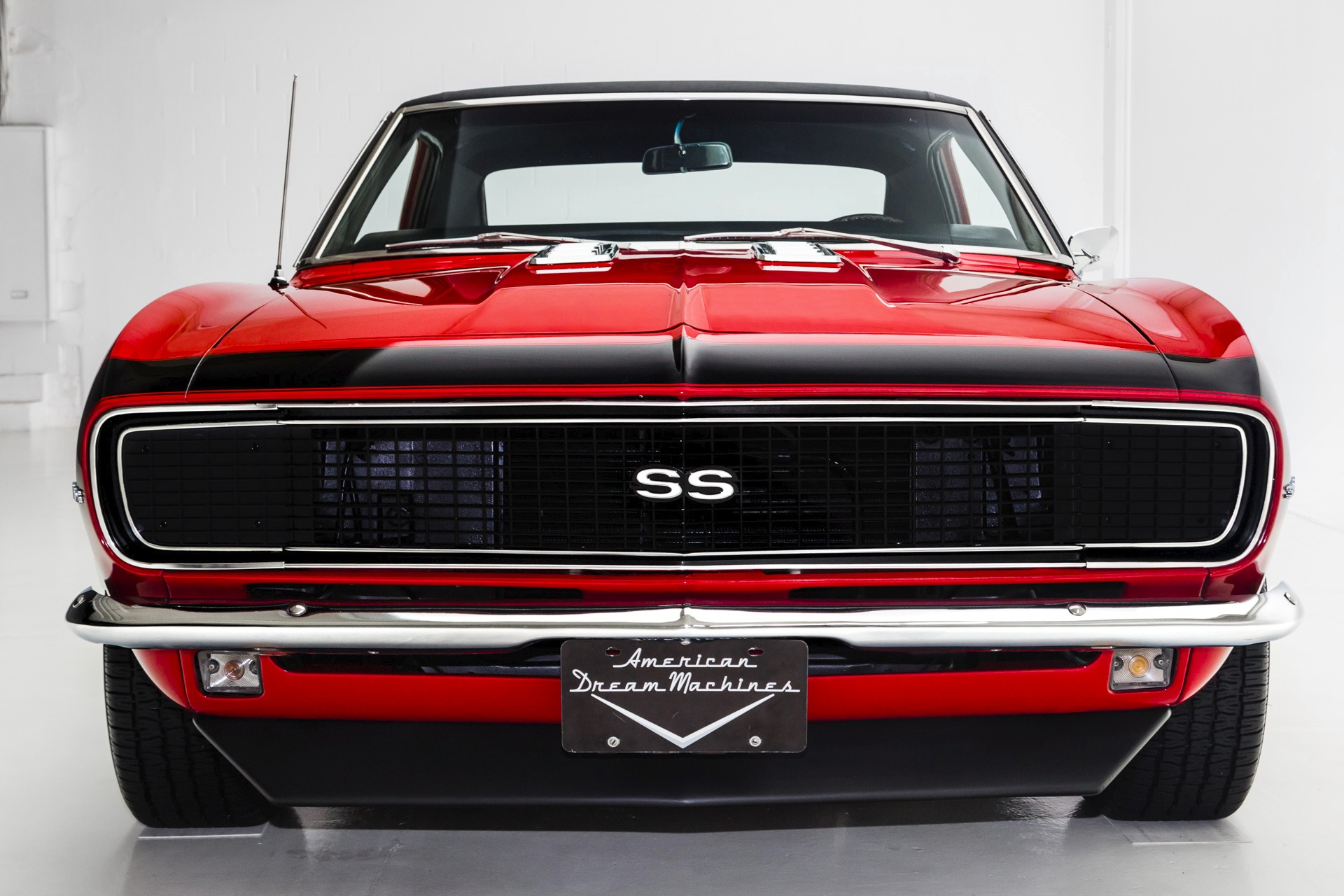 1968 Chevrolet Camaro True RS/SS #\'s Match 396 - American Dream ...