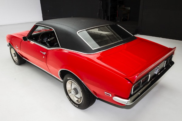 For Sale Used 1968 Chevrolet Camaro True RS/SS #'s Match 396 | American Dream Machines Des Moines IA 50309